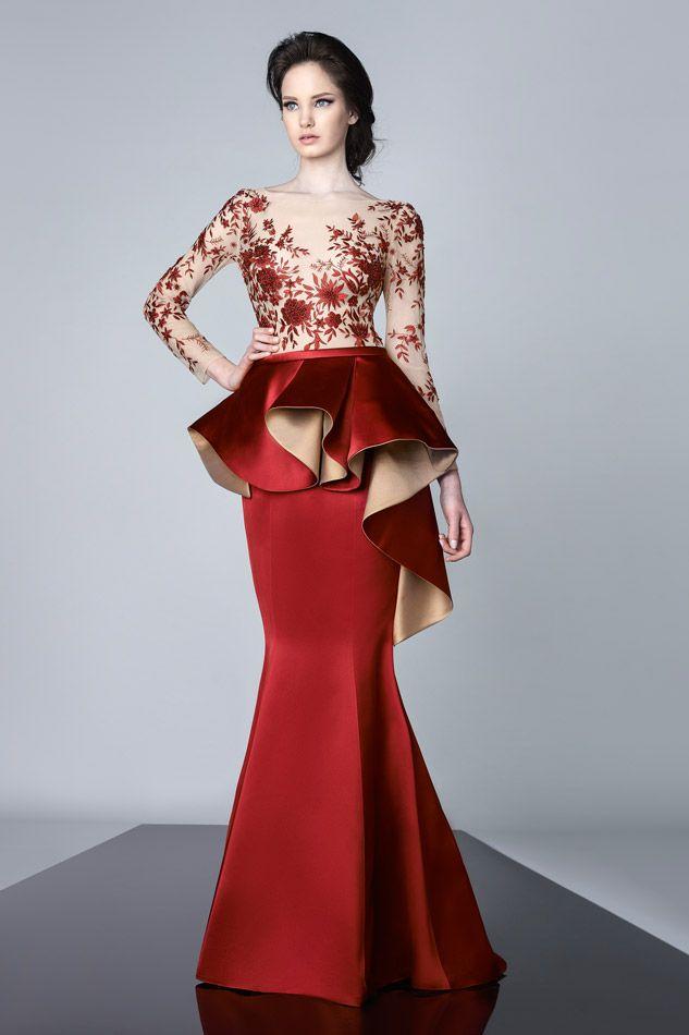 Edward Arsouni Haute Couture Spring Summer 2016 | Pinterest