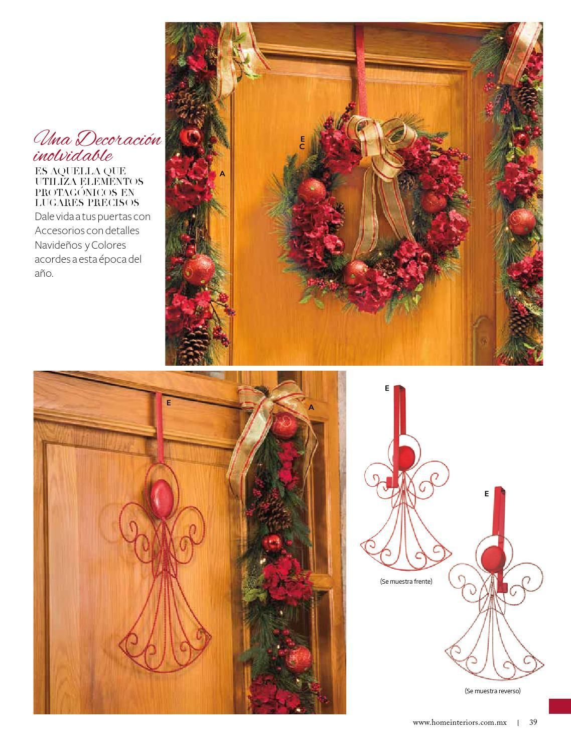 Clippedonissuu From Home Interiors Catálogo Navidad 2016