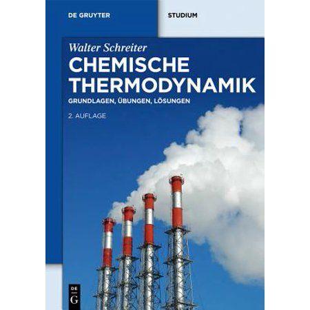 Die 2. und erweiterte Auflage dieses Lehrbuches stellt noch prziser, gut lesbar und verstndlich die Grundlagen der Chemischen Thermodynamik dar. ber 450 Fragen und Aufgaben, u.a. zu idealen und realen Gasen, homogenen und heterogenen chemischen Gleichgewichtsreaktionen, Phasengleichgewichten sowie zur Bioenergetik, dienen den Studierenden als umfassendes Lern- und bungsmaterial.
