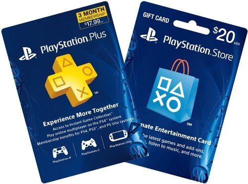 farcry5gamer.com3-Month PS Plus + $20 PS Gift Card - PS3 / PS4 ...