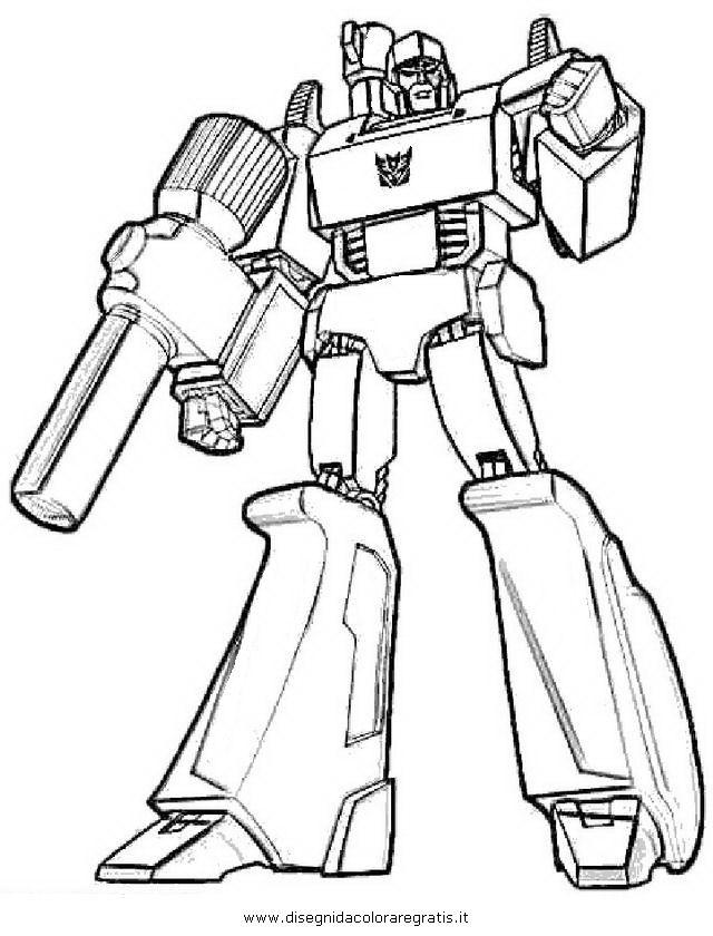 Risultati Immagini Per Robot Transformer Da Stampare I Pezzi