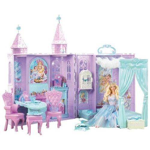 Mattel 96545B Barbie Fantasy Tales Enchanted Castle