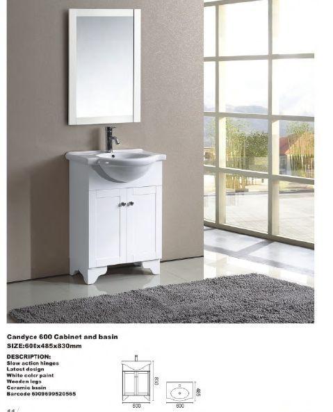 Candyce Cab 600 Basin Bathroom Fixtures Interior Decorating