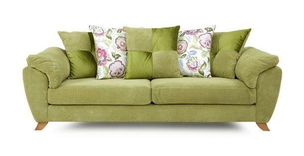 Addison 4 Seater Pillow Back Sofa Addison | DFS