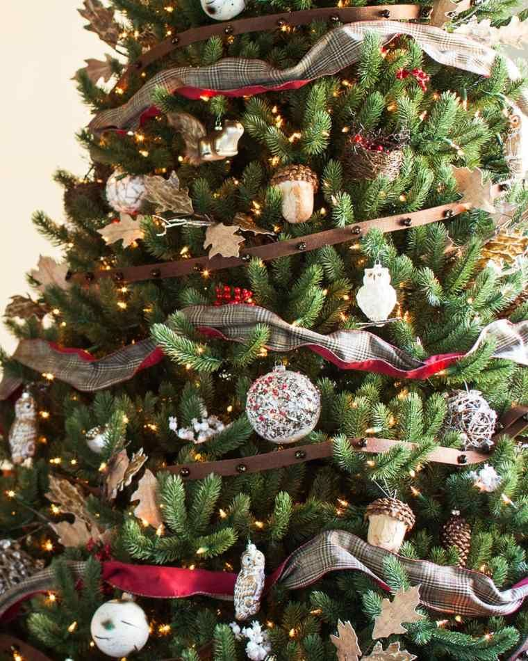 Adornos preciosos para decorar el rbol de navidad - Arboles de navidad bonitos ...