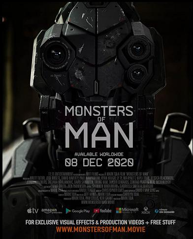 Monsters Of Man In 2020 Movies Monster Man