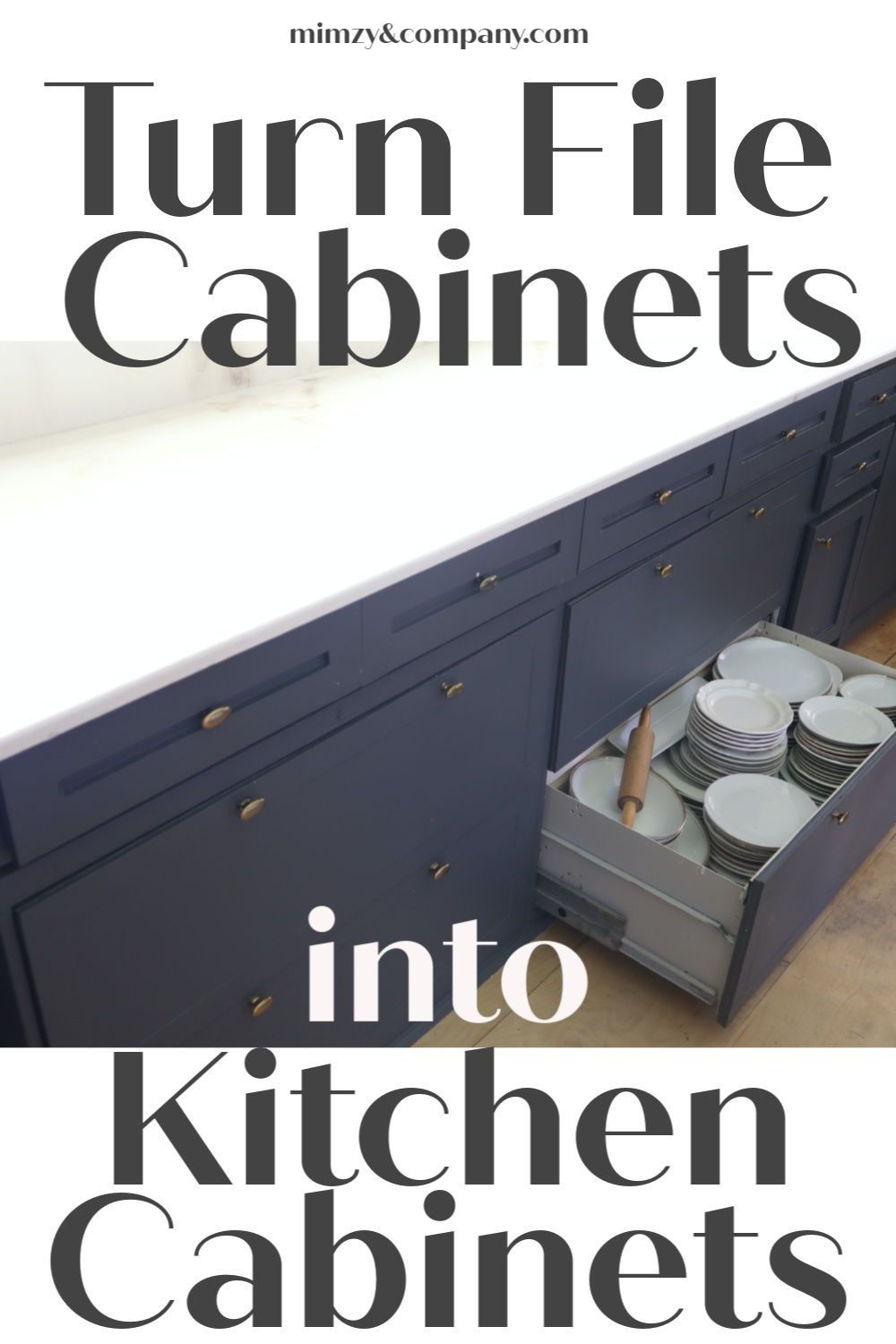 Turn Your Unused File Cabinets Into Beautiful Heavy Duty Kitchen Cabinets In 2020 Filing Cabinet Kitchen Cabinets Living Room Essentials