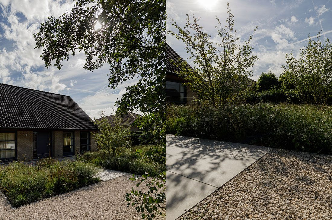 Wilde tuin br tuinarchitect stefaan willems green architects