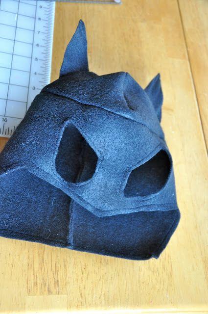Batman Mask Tutorial By thelifeofacompulsivecrafter.blogspot.com ...