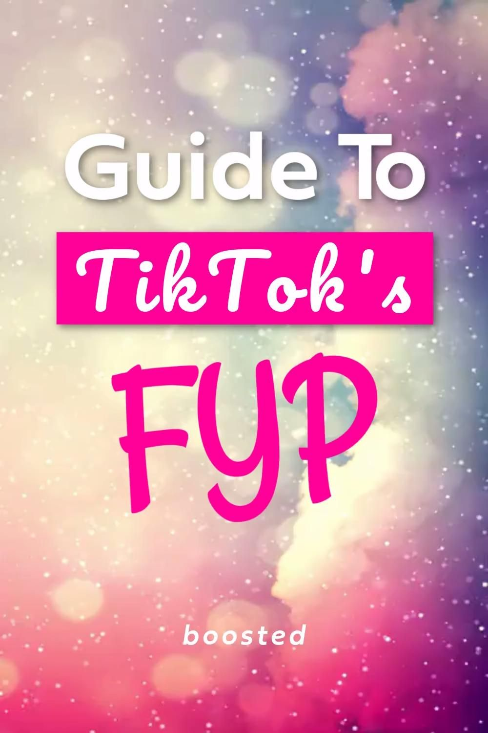 How To Get Your Small Business Featured On Tiktok S For You Page Boosted Video Video Social Media Business Marketing Strategy Social Media Marketing