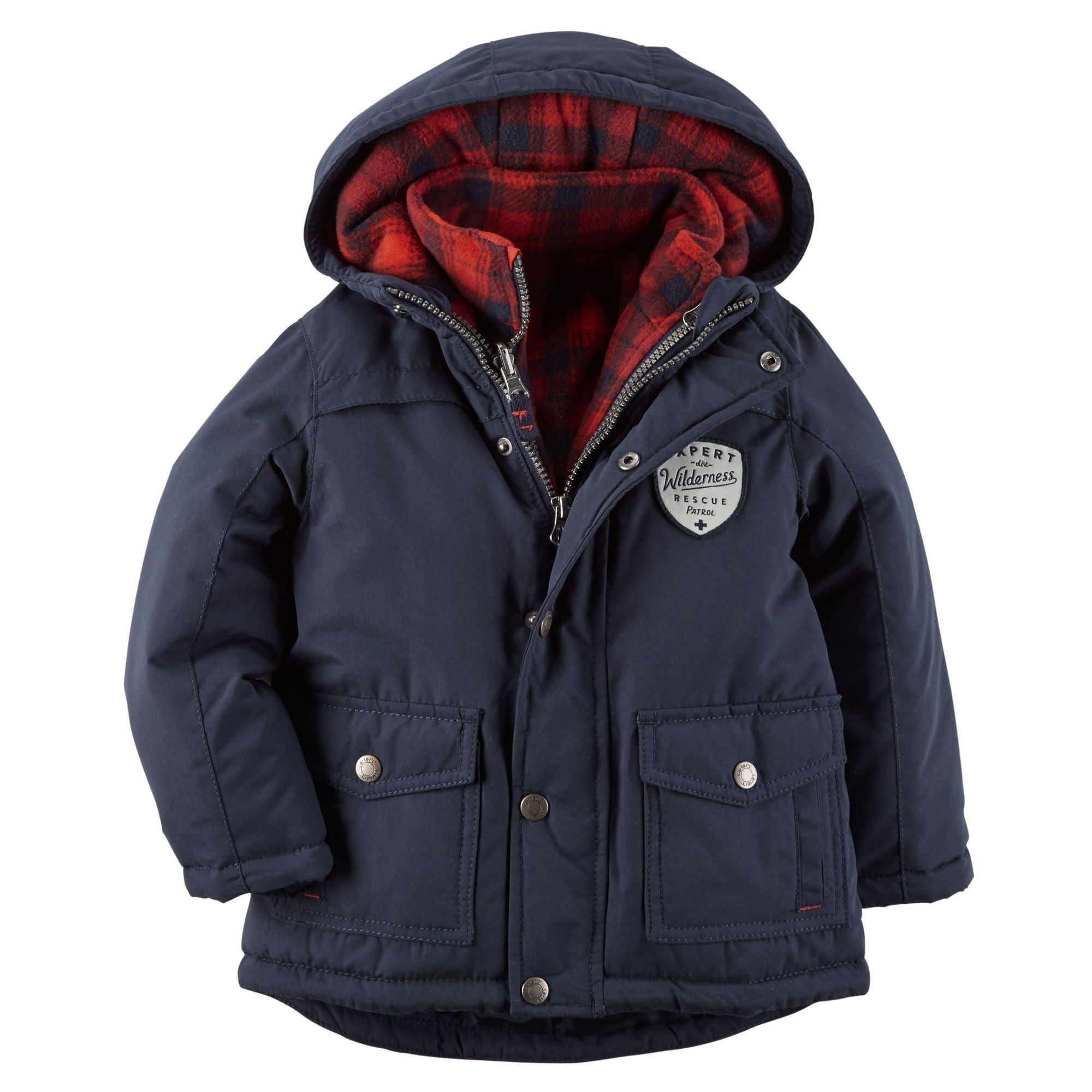 Baby Boy Cold Weather Clothes & Accessories | Carters.com