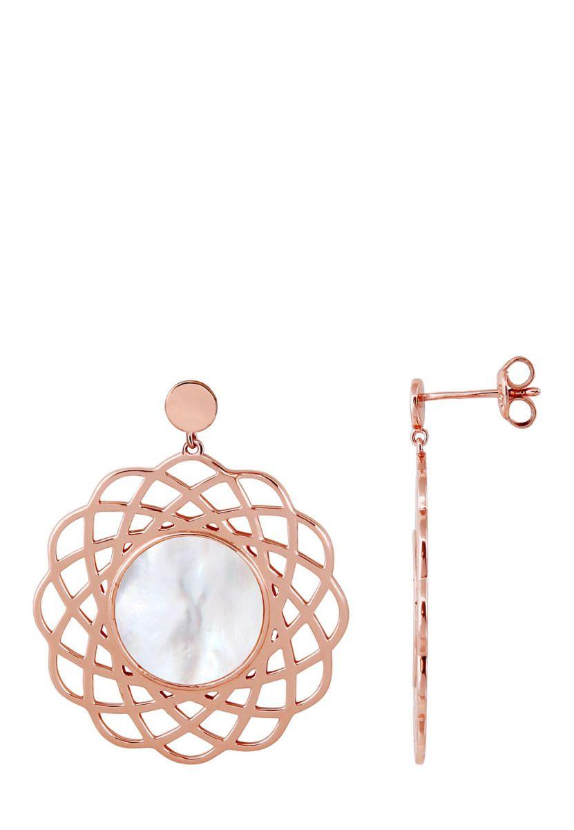 Second ear piercing ideas  Xenox Ohrstecker  Sterlingsilber rosé vergoldet Jetzt bestellen
