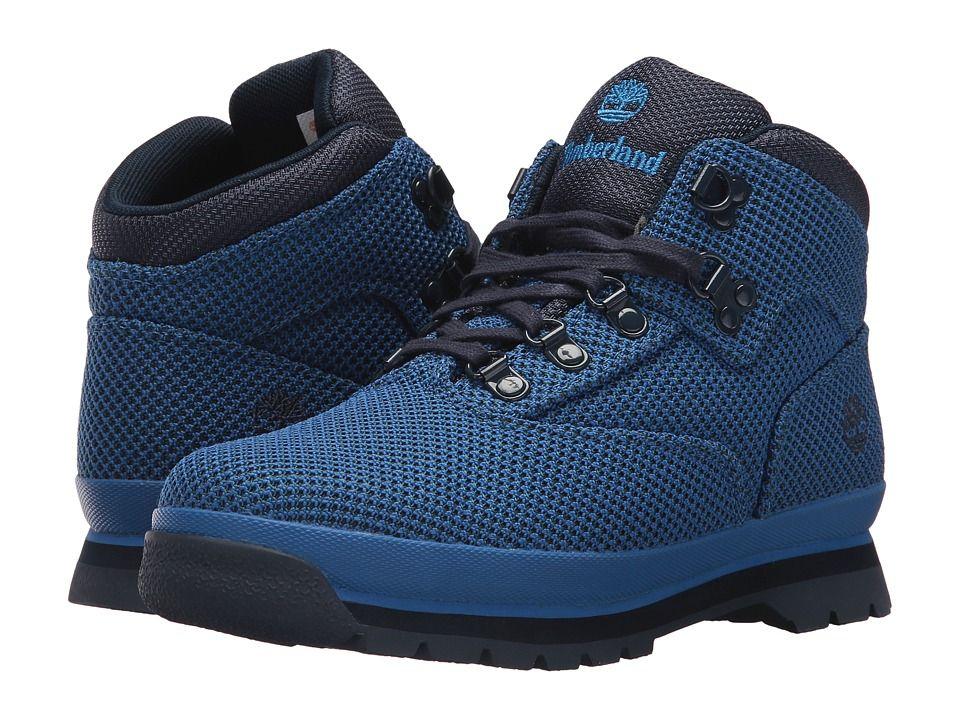 Kakadu petróleo crudo no pueden ver  Timberland Kids Fabric Euro Hiker (Big Kid) Kids Shoes Nebulas ...