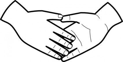 shaking hands clip art clipart pinterest clip art clip art rh pinterest com au clipart holding hands together clipart hand holding pencil