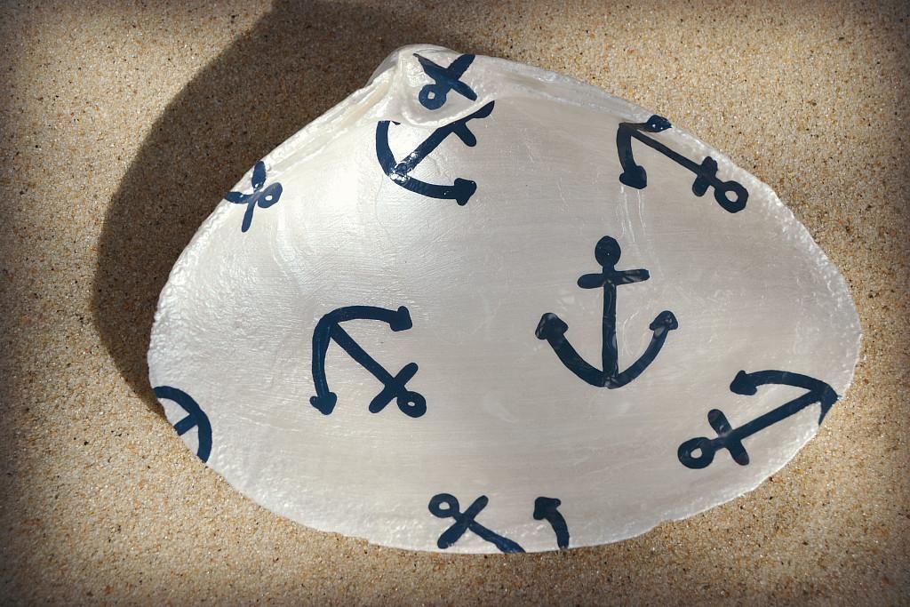 Seashell Soap Dish