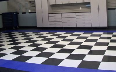 Garage Flooring Ideas and Options - A Home Owner's Guide | All Garage Floors