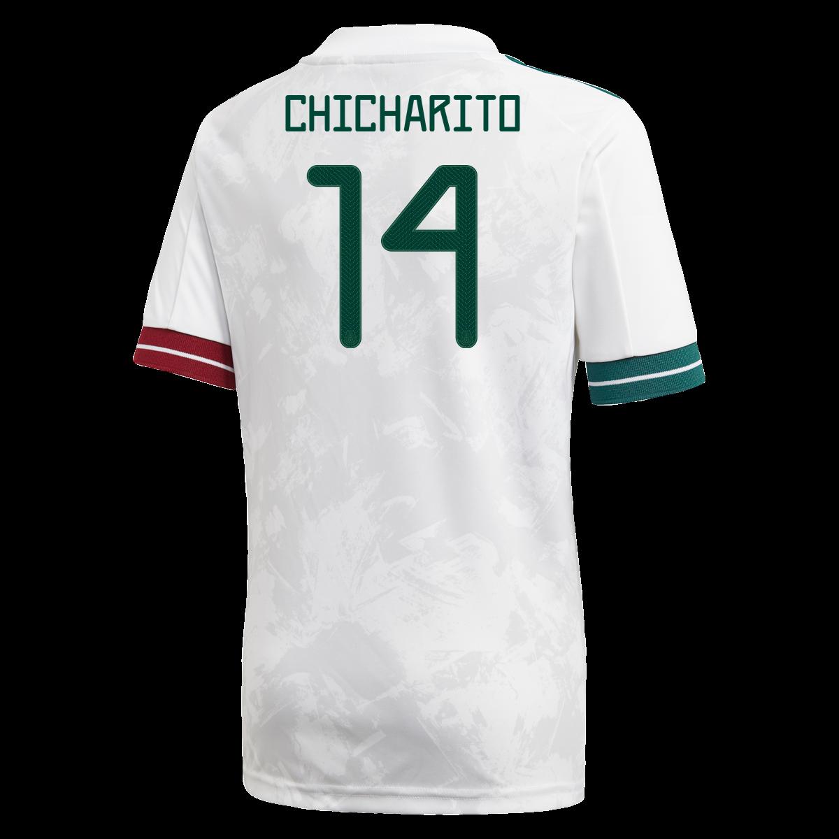 Adidas Javier Chicharito Hernandez Mexico Away Jersey 2020 3xl Mexico Away Jersey Hector Moreno Adidas