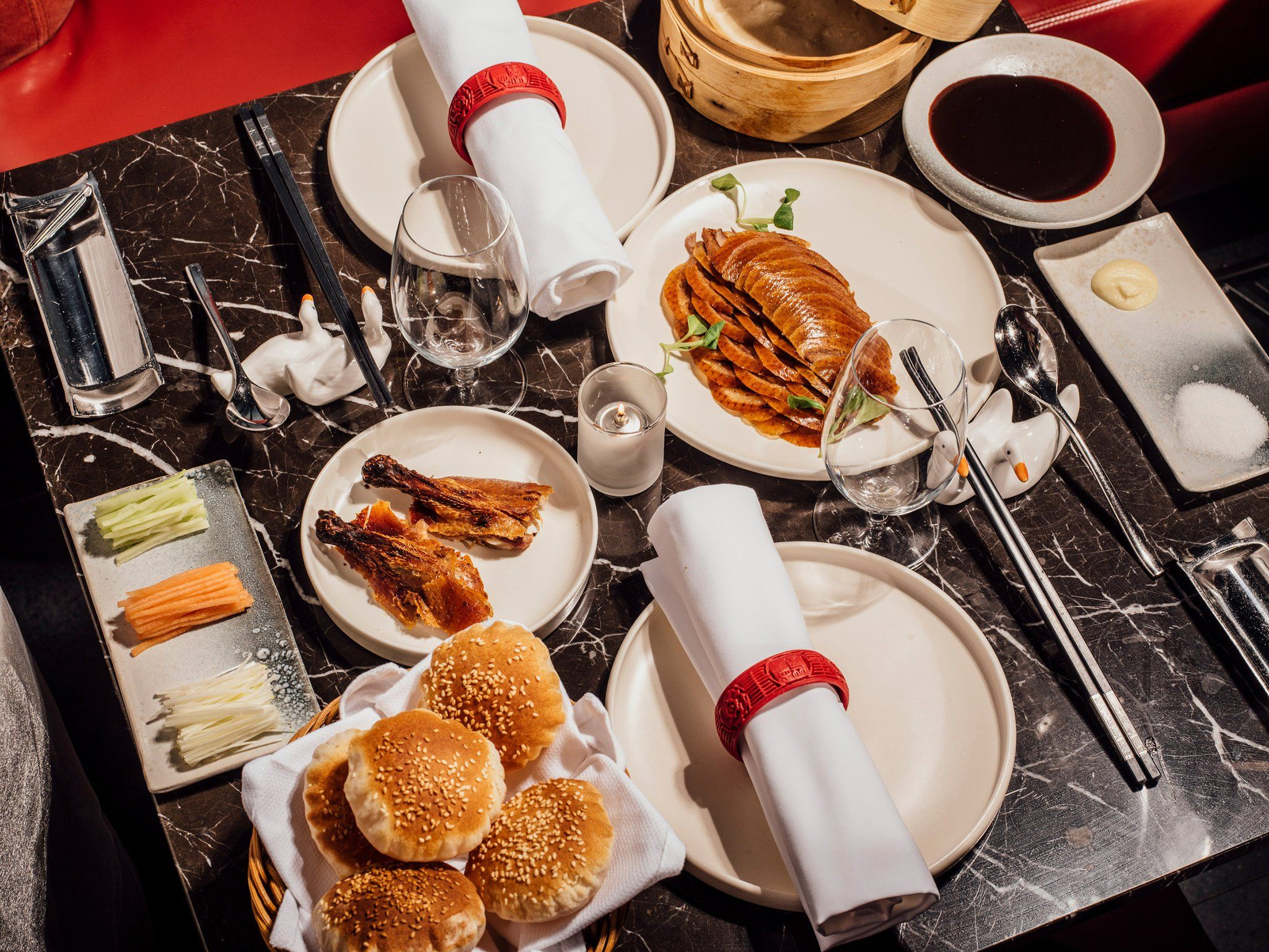 A Peking Duck Specialist Comes To New York Peking Duck Nyc Restaurants Chinese Restaurant