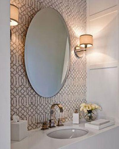 13 Cool Oval Bathroom Vanity Mirrors Image Ideas