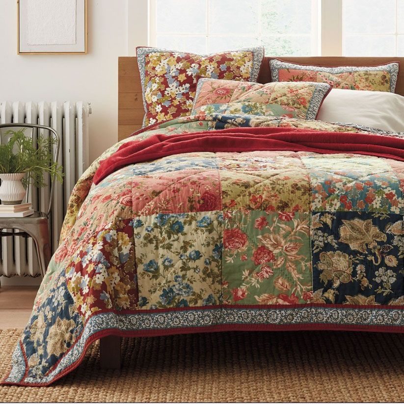 Cheap Cotton Quilted Bedspreads Buy Quality Cotton Quilt Directly