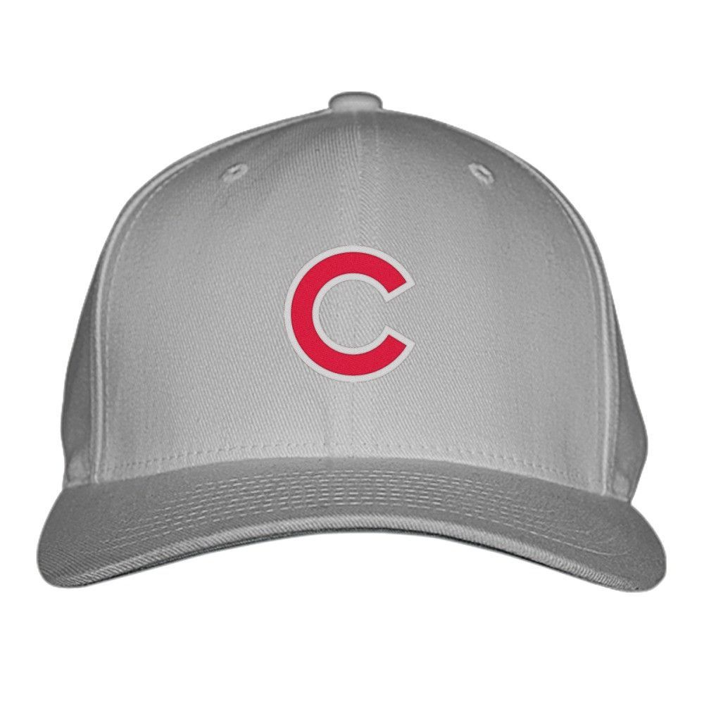 Chicago Cubs Embroidered Baseball Cap