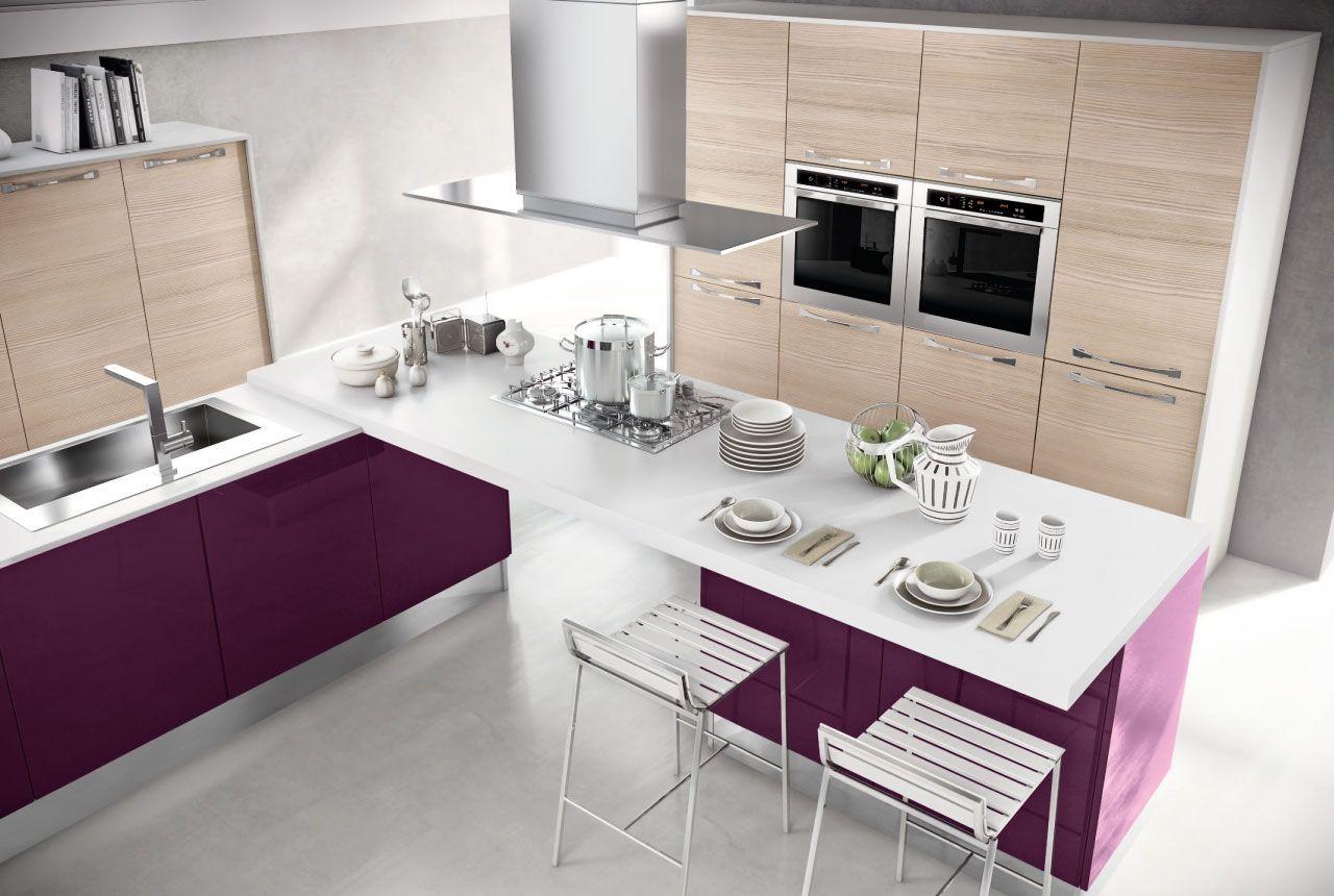 MARTINA - Cucina Lube Moderna