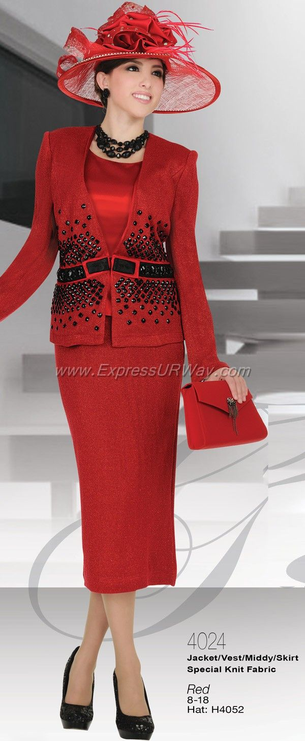 Womens Suit by Aussie Austine for Spring 2014 - www.ExpressURWay.com - Special Occasion, Womens Special Occasion, Aussie Austine Christie, Spring 2014, ExpressURWay, Georgette, Carrier Suit, Career Suit, Church Suit