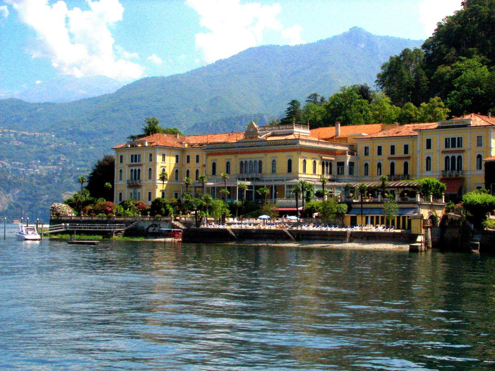 The Big Picture Grand Hotel Villa Serbelloni Bellagio