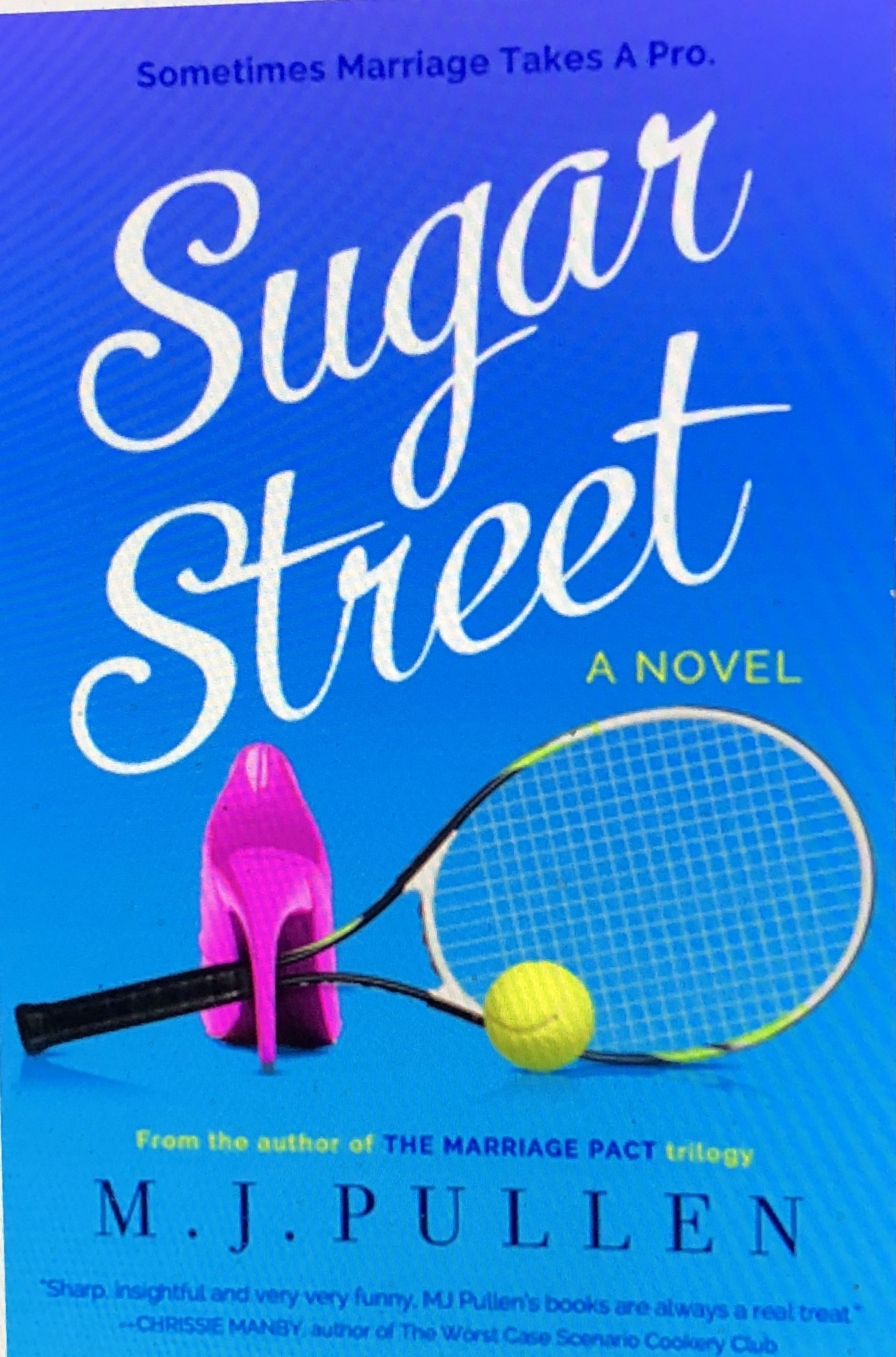 """My Review of """"Sugar Street"""" by M J  Pullen 