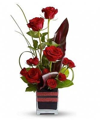 Valentine Floral Arrangements Unique Valentines Day Flower