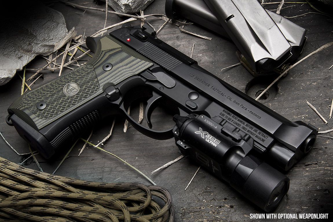 Wilson Combat | Beretta 92G Brigadier TacticalLoading that magazine is a pain! Get your Magazine speedloader today! http://www.amazon.com/shops/raeind
