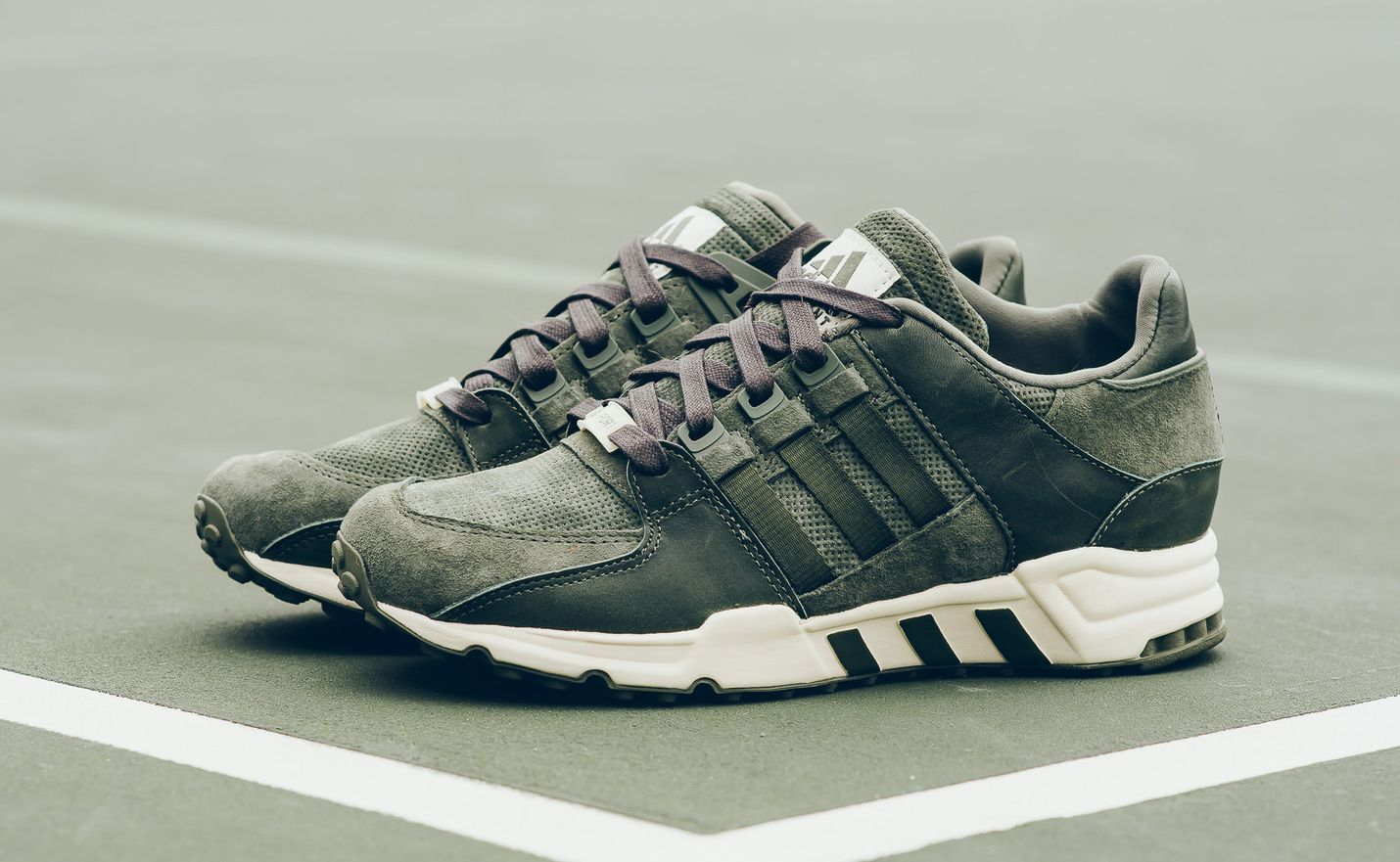 Adidas EQT Takes It Back to Germany