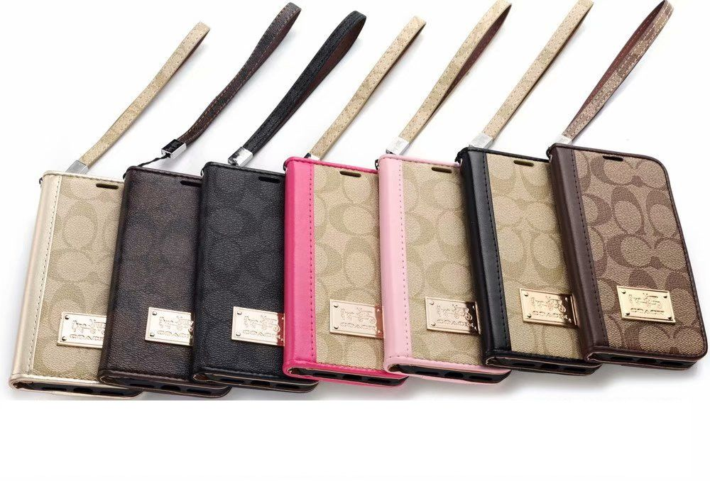 Brand coach features wallet case apple iphone 11 11pro