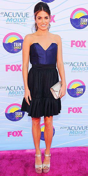 Nikki Reed In Contrarian New York - 2012 Teen Choice Awards