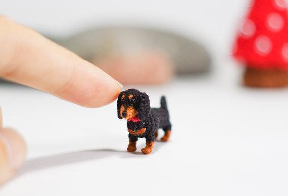 Mini Pets - Tiny Cat and Dog Amigurumi Crochet pattern by Lucy ... | 388x570