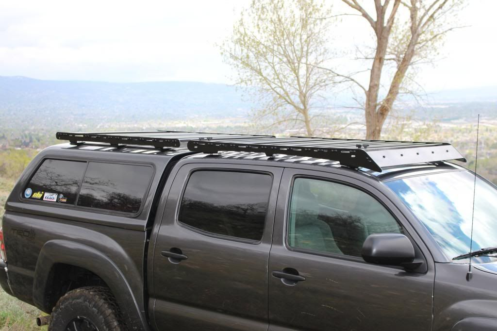Is Roof Rack Necessary Or Just Get Hard Shell Roof Rack Tacoma Truck Toyota Tacoma Roof Rack