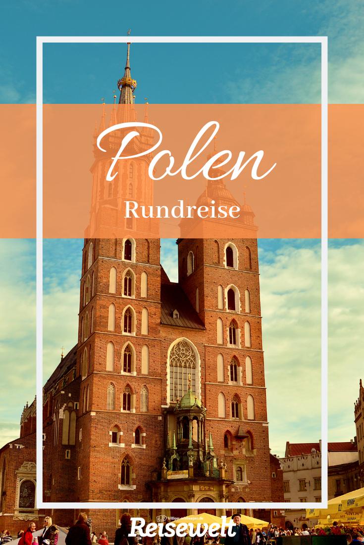 Zweiwochige Polen Rundreise Mit Dem Auto Polen Urlaub Reisen Rundreise