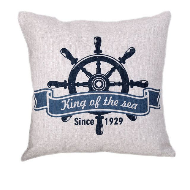 Nautical Themed Throw Pillow Covers Products Pinterest Throw New Nautical Decorative Pillow Covers