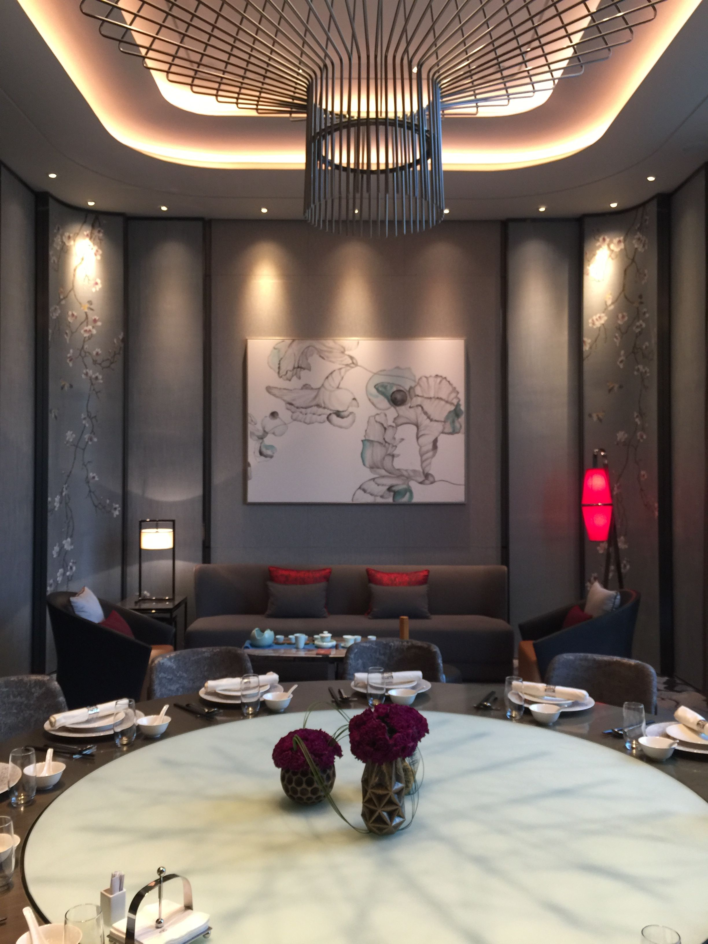 Pin By F Luindera On Chinesee Y Luxury Dining Room Private