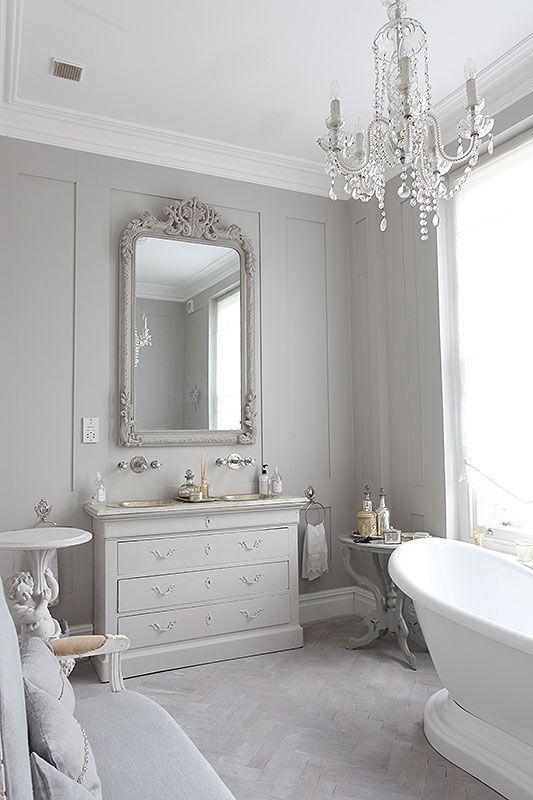 Vintagehome Shabby Chic Bathroom French Country Bathroom Bathroom Interior