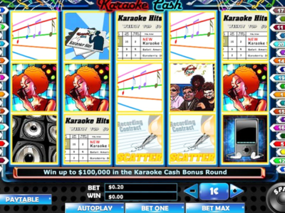 How Can I Win Playing Karaoke Cash Slots Online Score 3 of