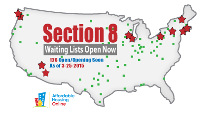 Open Section 8 Waiting Lists Across The Country Waiting List Section 8 List