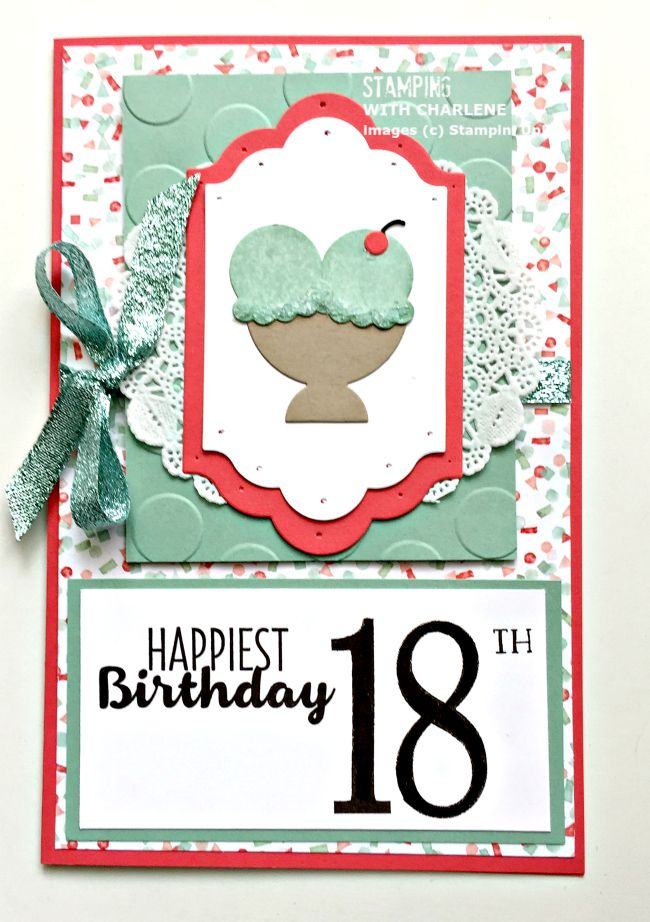 How To Make A Big Card Cards Birthday Pinterest Big Cards