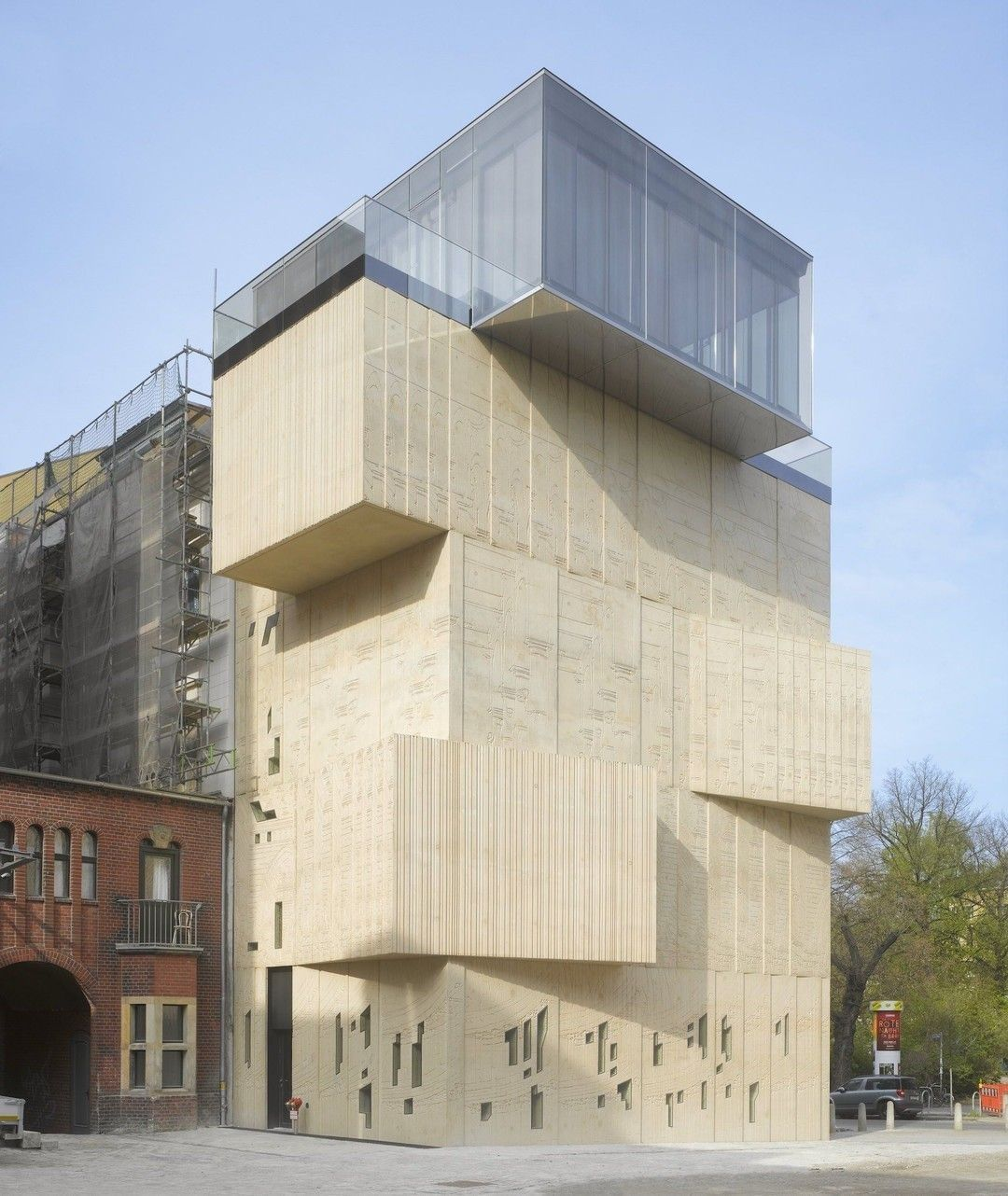 Amazing Architecture Magazine: Museum Of Architectural Drawing, By