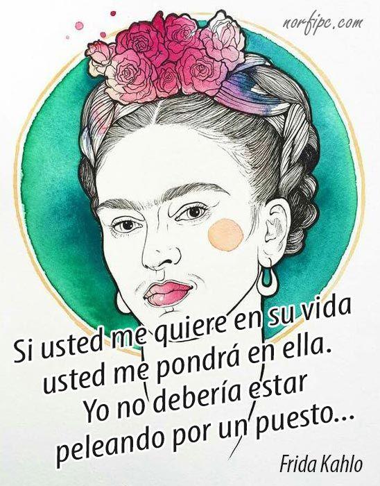 Frases Y Poemas De Amor De Frida Kahlo Merced Rocks Designs Ideas