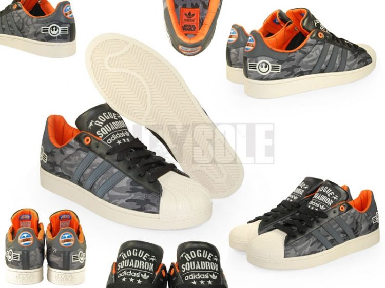 realidad Atlas Monica  MORE? Adidas Superstar II x Star Wars Rogue Squadron from City Sole | Adidas  superstar ii, Star wars rogue squadron, Adidas superstar