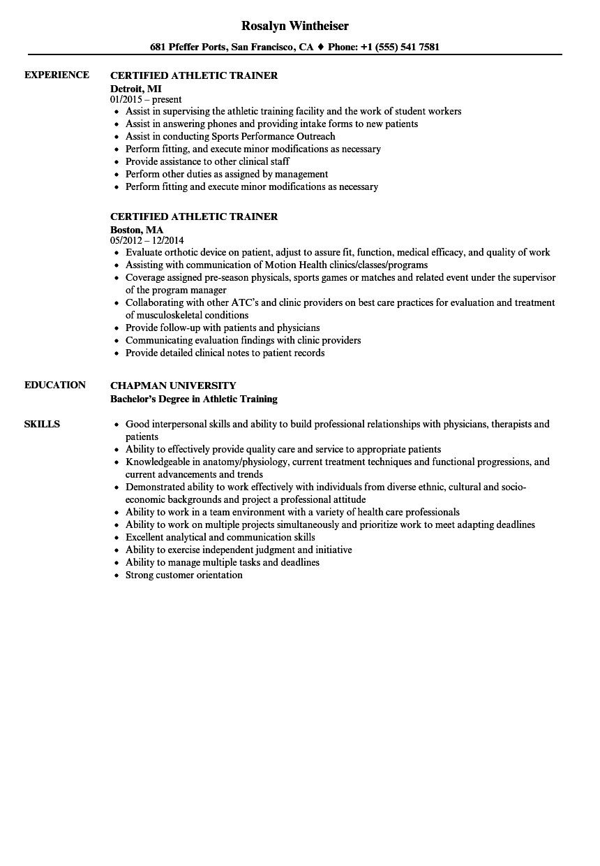 Listing Certifications On Resume 9 10 Certifications On Resume Examples Resume Template Examples Nursing Resume Template Resume Examples