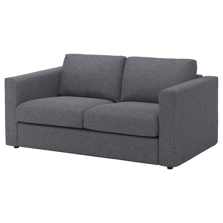 Ikea Vimle 2er Sofa 2er Sofa Kleines Sofa Sofa Stoff
