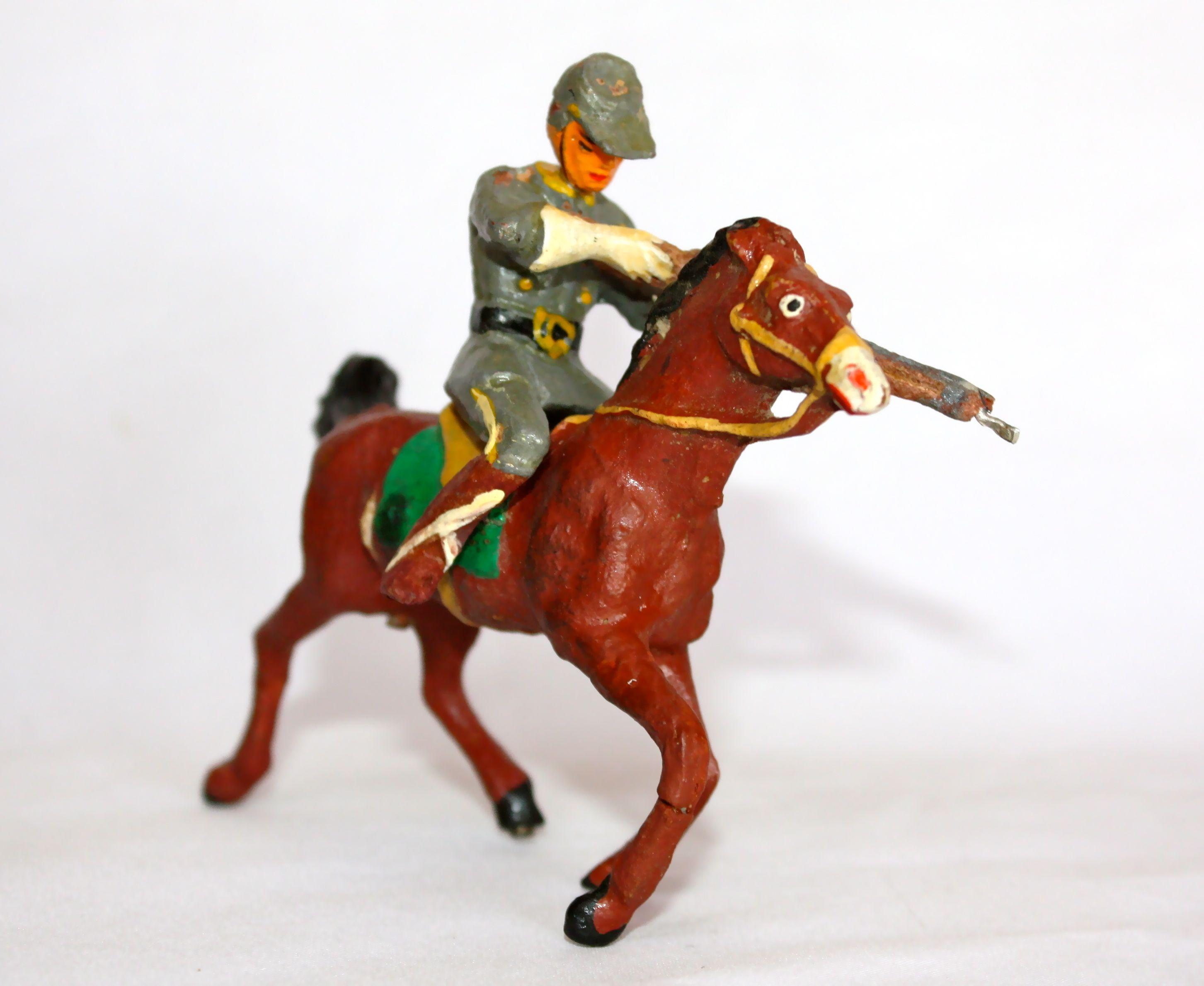 Sudista a cavallo