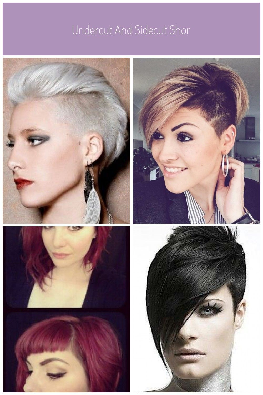 Undercut And Sidecut Short Hairstyles 2014 Frisuren Kurzhaar Asymetrisch Frisuren Kurzhaar Asymetri Short Hair Styles 2014 Hair Styles 2014 Short Hair Styles